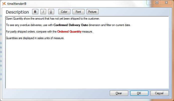 How to document your data warehouse and etl the bi backend custom documentation generating the document wajeb Gallery